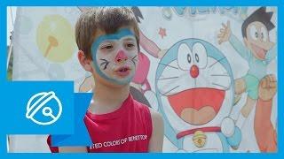 Doraemon | Festa Benvinguda a l'Estiu d'en Doraemon 2016 | Catalunya en Miniatura