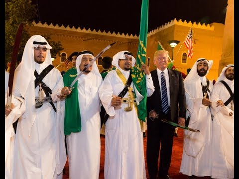 Will Trump Help Saudi Arabia Build a Nuclear Program?