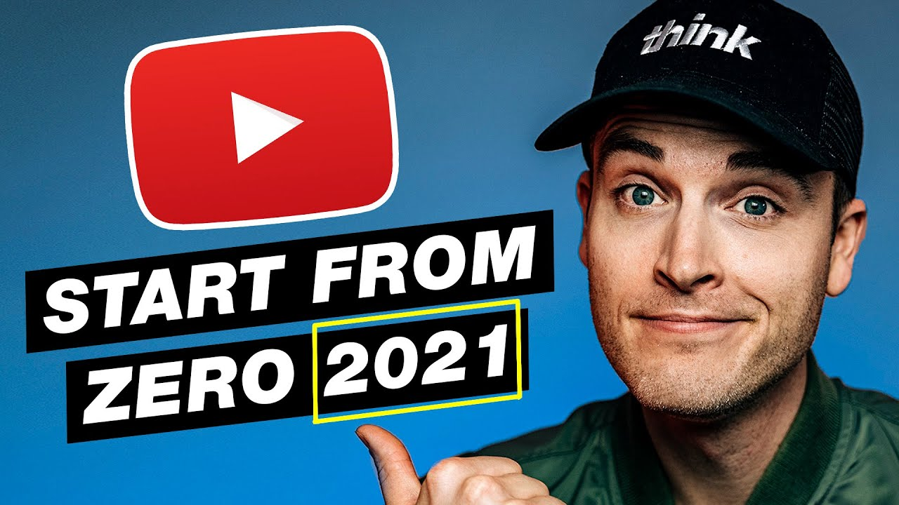 How to START a YouTube Channel Going Into 2021| Beginner's Guide to Growing from ZERO Subscribers