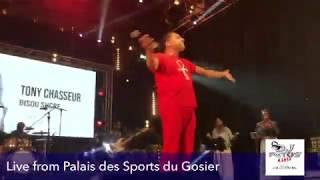 Tony Chasseur - Génération Zouk au Palais des Sports du Gosier