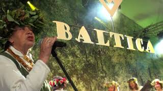 "00076 BALTICA 2018 Pelēču PELĒČI""Baltica 2018"" noslēguma SAULGRIEŽU NAKTīī"