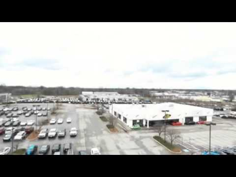 A Birds Eye View Of Bill Collins Ford Www Thecarjedi Com Youtube