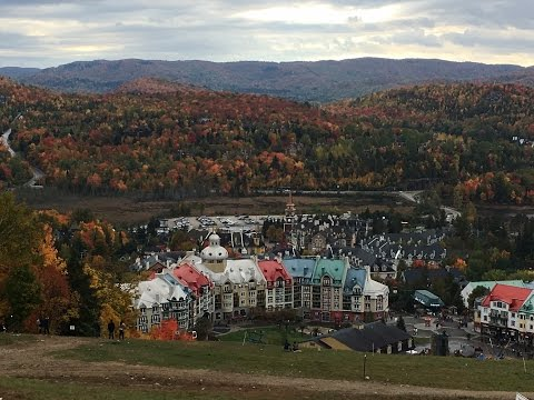 Summer and Fall Activities at Mont-Tremblant