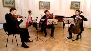 Oleg Larionov Piano quartet Nr.1 (2013) III FINALE Maestoso, Allegro con fuoco