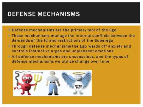 5 | Defense Mechanisms | DNT 508 | Part A