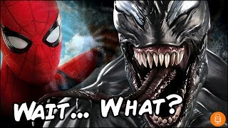 "Venom is in the same ""Reality"" as Spider-Man and the MCU... WHAT?"
