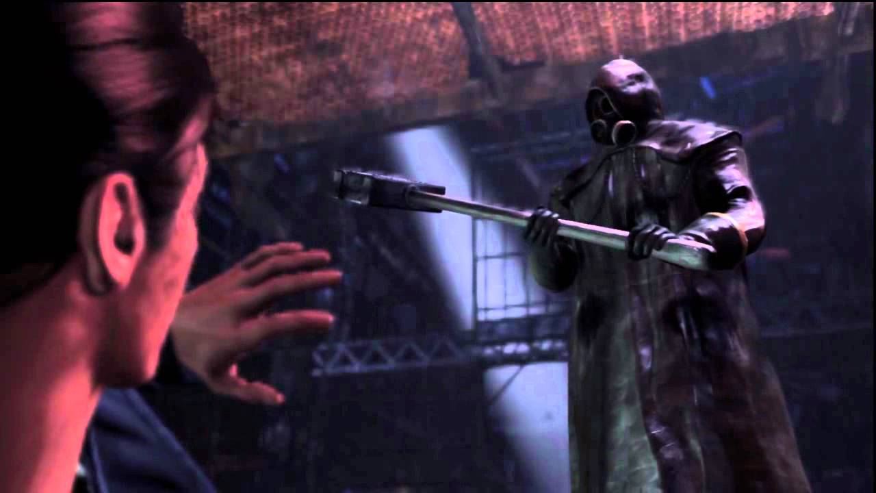 Silent Hill Downpour - Bogeyman and Forgiveness Ending ...