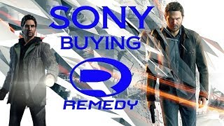 Sony Is Buying Remedy Entertainment!? Alan Wake 2 Will Be A  PS5 Exclusive Game!