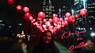 Chilena En Australia: Noodle Market Con Salsa