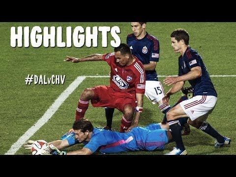 HIGHLIGHTS: FC Dallas vs Chivas USA | March 22, 2014