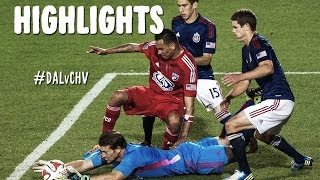 HIGHLIGHTS: FC Dallas vs Chivas USA | March 22, 2014