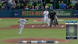 Baixar NYY@TOR: Benches clear again after Smoak gets hit