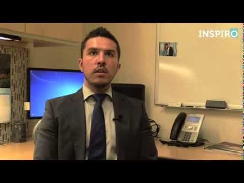 Les Audacieux: Mathieu Blais, Chef d'équipe en audit chez Ernst & Young