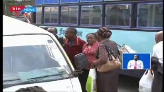 The famous Michuki rules could soon be implemented again to restore sanity on our roads