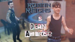 WWEPredictions - Roman Reigns vs. Dean Ambrose (Survivor Series 2015)