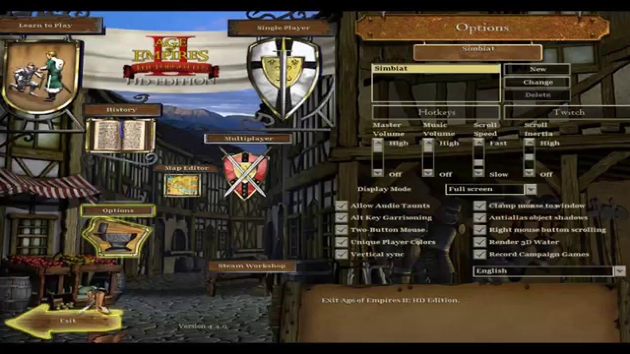 Age of Empires 2 Gold Edition - Descargar para PC Gratis
