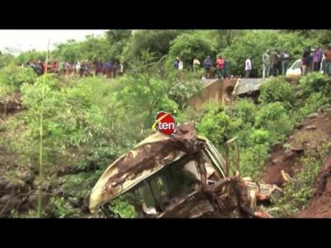 VIDEO: Ajali ya Wanafunzi Wilayani Karatu Mkoa wa Arusha leo - 06.05.2017