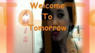 Welcome To Tomorrow ( are you ready ) lyrics by Snap