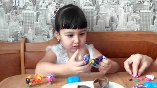 Смешарики киндер сюрприз яйцо с сюрпризом смешарики Smeshariki Zenit Kinder Surprise