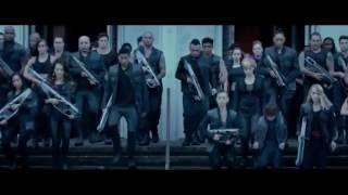 Shatter Me: Rise of Omega Point Movie Trailer