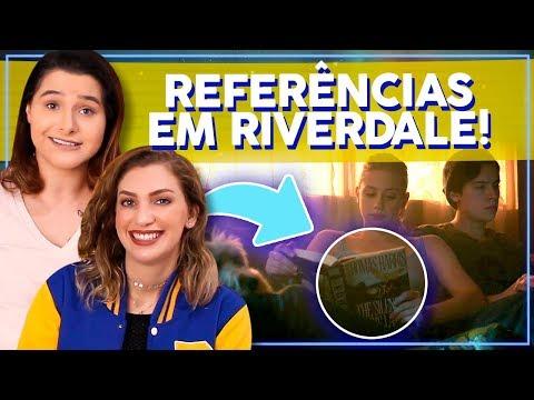 REFERÊNCIAS ESCONDIDAS EM RIVERDALE! Ft. Carol Moreira   Alice Aquino