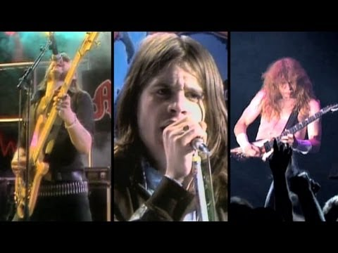 Top 10 Heavy Metal Bands of All Time