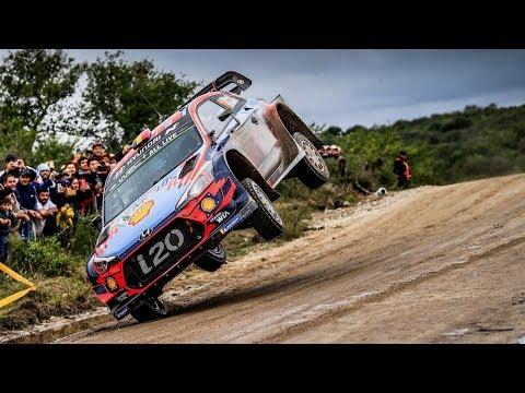 Doblete de Hyundai en el Rally de Argentina - WRC