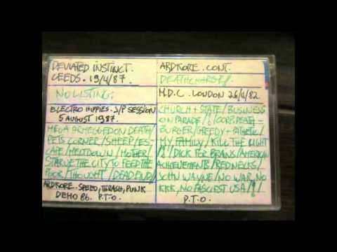 MDC (US) live @ Central London Polytechnic, London.UK. 26th November 1982 (Full)