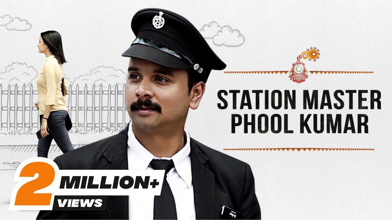 Download Station Master Phool Kumar   Namit Das & Annsh   Papon   Romantic Comedy Short Film   Gorilla Shorts