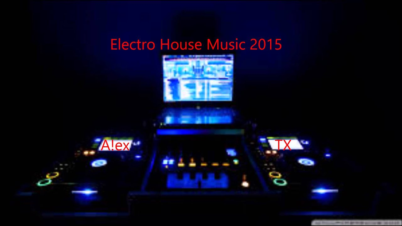 Electro house music the image kid has it for House music 2015