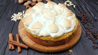 Лимонный пирог с меренгой - Рецепты от Со Вкусом