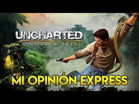 Uncharted: El abismo de oro (2011) - Mi opinión / crítica EXPRESS