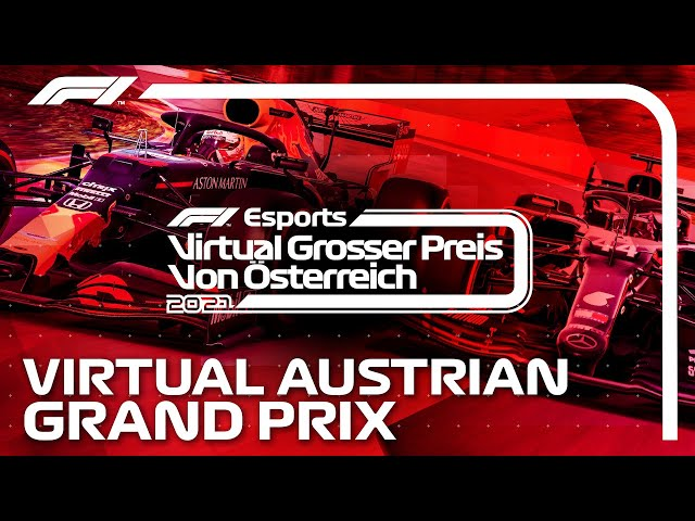 2021 Virtual Austrian Grand Prix! Full Stream Replay