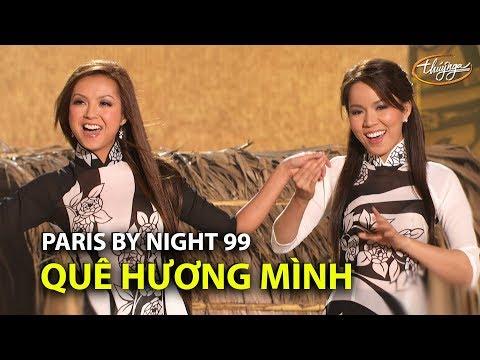 Hương Giang & Nguyệt Anh – Quê Hương Mình (Hoài An) PBN 99