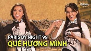 Hương Giang & Nguyệt Anh - Quê Hương Mình (Hoài An) PBN 99