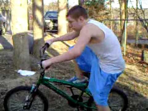 Heidi And Dakota: Bike Riding
