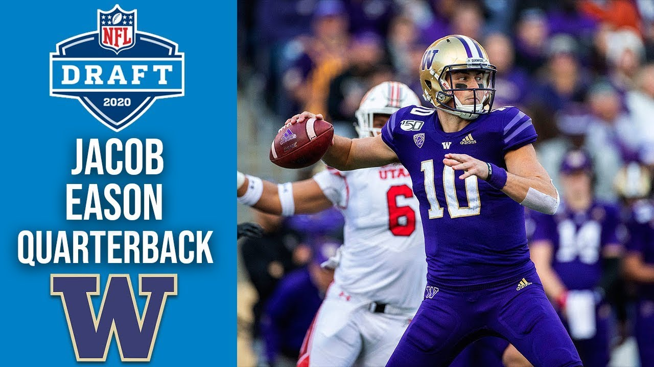 Jacob Eason | Quarterback | Washington | 2020 NFL Draft Profile