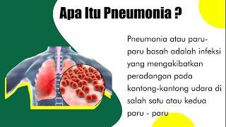 Akhir-akhir ini, Indonesia dikejutkan dengan wabah pneumonia yang semakin misterius. Sejauh ini, kas.