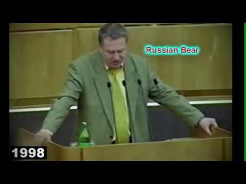 The prophet Zhirinovsky on Ukraine, Nostradamus at rest