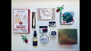 видео: Уход за кожей вокруг глаз 2019  Shiseido, Jayjun, Yeouth