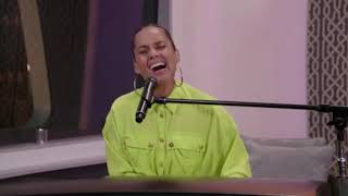Alicia Keys - Authors of Forever Live #KeysSoulcare
