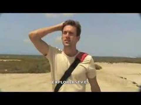 Tom explora el Mar Menor