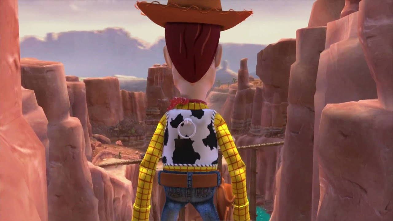Toy Story Official Trailer