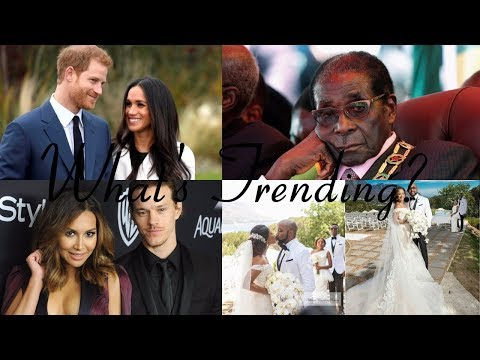Prince Harry & Meghan Markle engaged! | Mugabe resigns presidency | #BAAD2017 Part 2 | What's Trendi