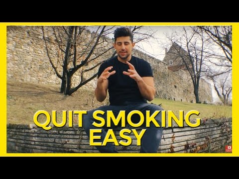 How to Quit Smoking Cigarettes? Easy Method - 2017