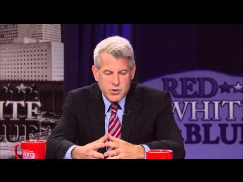 Red White and Blue: TX Attorney Gen Candidate Sam Houston