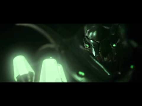 Halo Forward Unto Dawn Chief VS Hunter