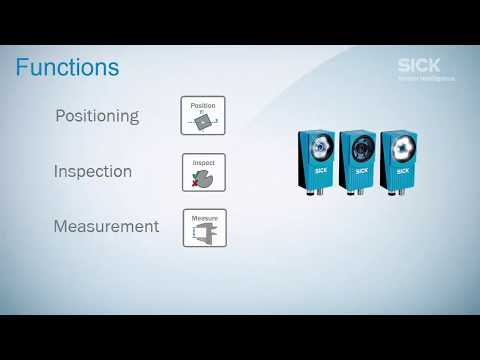 Keep an eye on your production with Inspector PIM60 from SICK