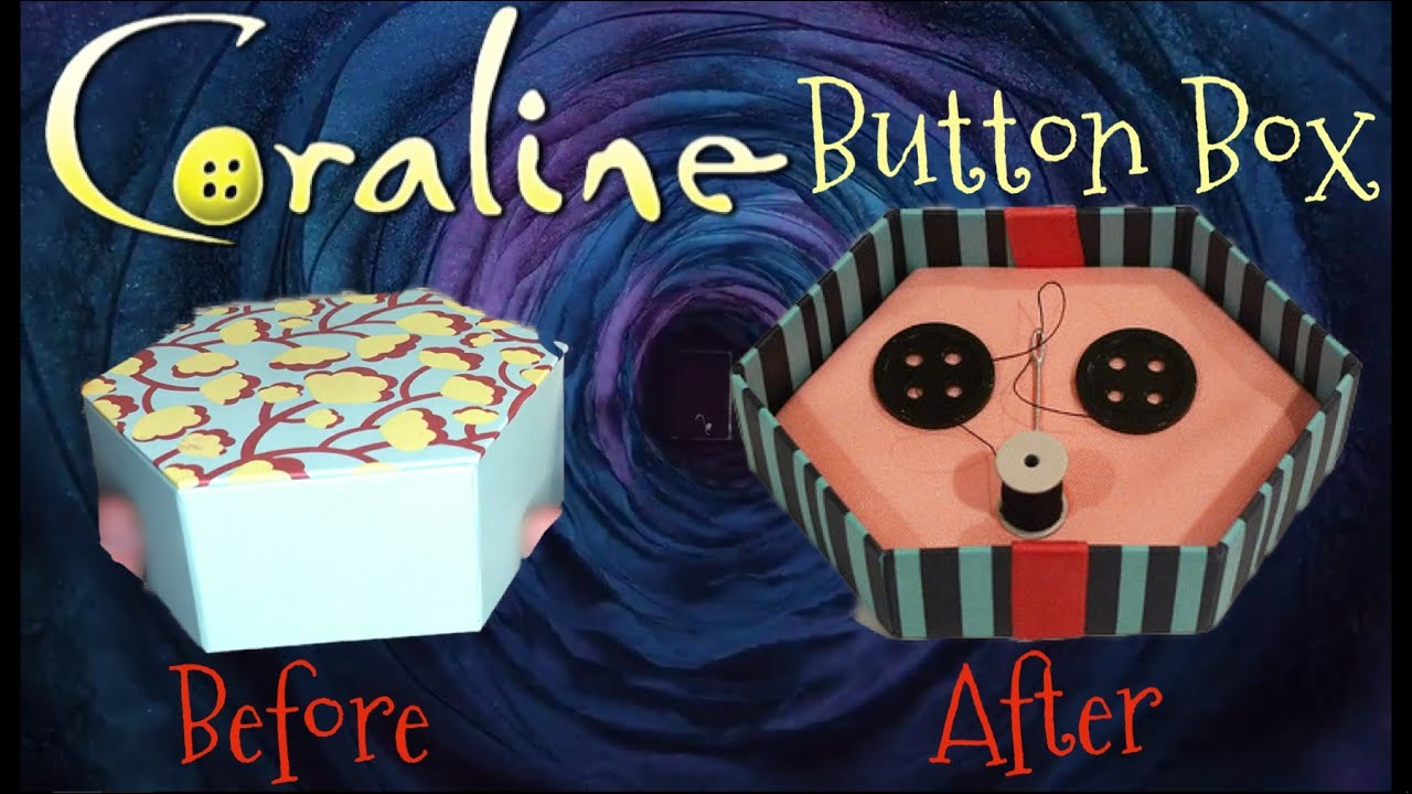 Download DIY Coraline Button Box