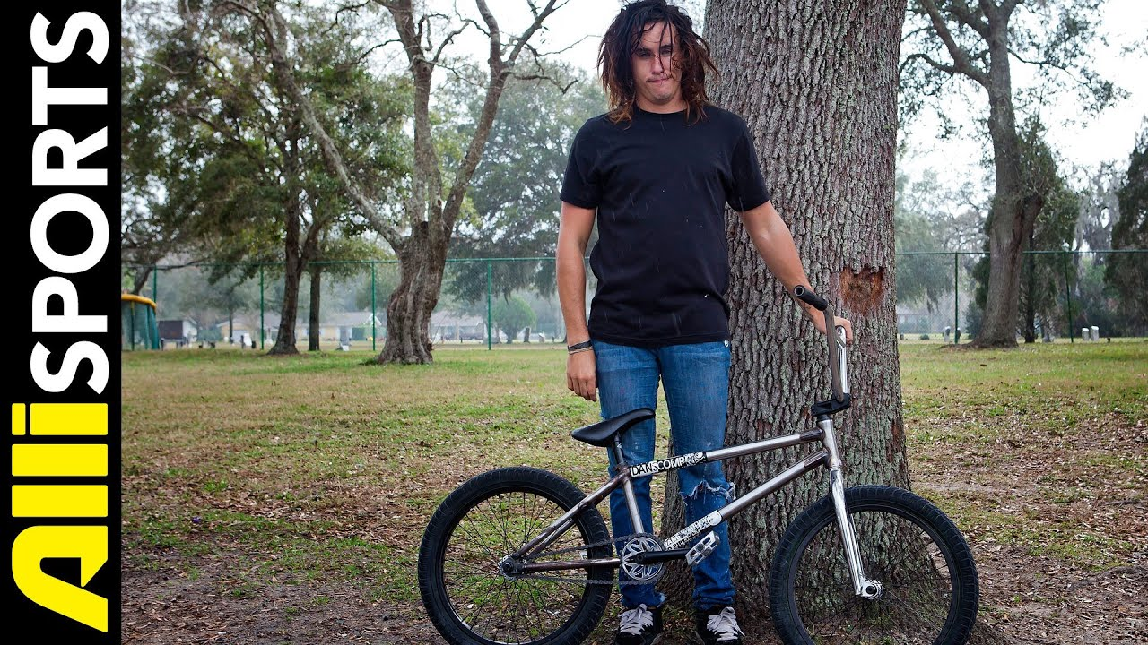Trey Jones\' Cult Death Row, Shadow Conspiracy BMX Setup, Alli Sports ...
